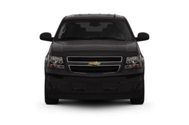 Grille  2009 Chevrolet Tahoe Hybrid