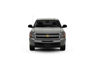Surround Front Profile  2009 Chevrolet Silverado 1500