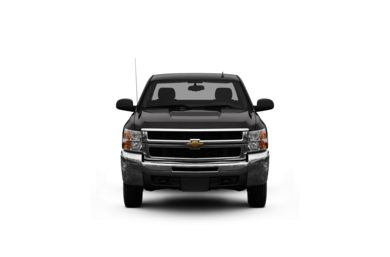 Surround Front Profile  2009 Chevrolet Silverado 3500HD