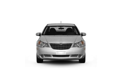 Surround Front Profile  2009 Chrysler Sebring