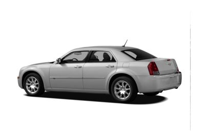 Surround 3/4 Rear - Drivers Side  2009 Chrysler 300C