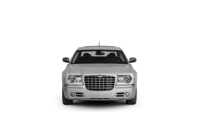 Surround Front Profile  2009 Chrysler 300C