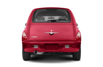 Rear Profile  2009 Chrysler PT Cruiser