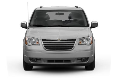 Grille  2009 Chrysler Town & Country