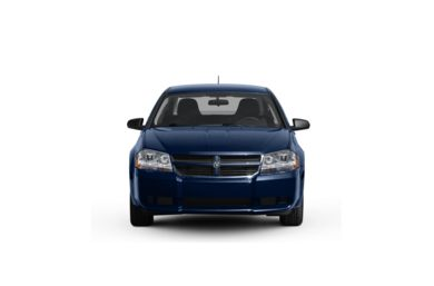 Surround Front Profile  2009 Dodge Avenger