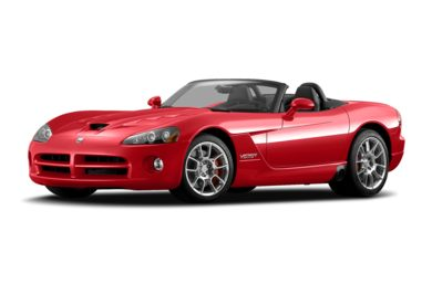 3/4 Front Glamour 2009 Dodge Viper