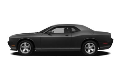 90 Degree Profile 2009 Dodge Challenger