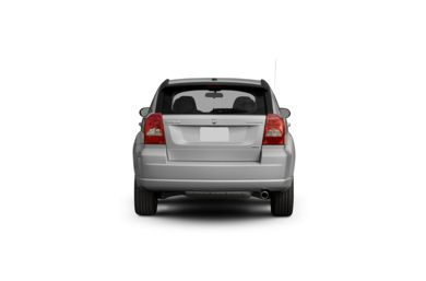Surround Rear Profile 2009 Dodge Caliber