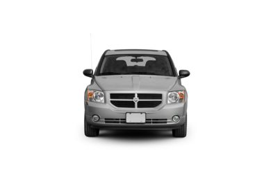 Surround Front Profile  2009 Dodge Caliber