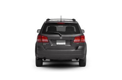 Surround Rear Profile 2009 Dodge Journey