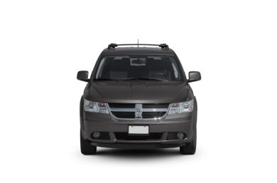Surround Front Profile  2009 Dodge Journey