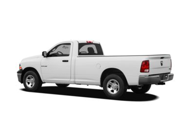 Surround 3/4 Rear - Drivers Side  2009 Dodge Ram 1500