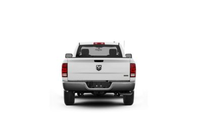 Surround Rear Profile 2009 Dodge Ram 1500
