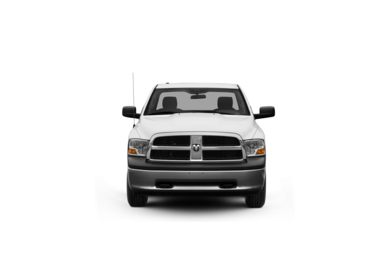 Surround Front Profile  2009 Dodge Ram 1500