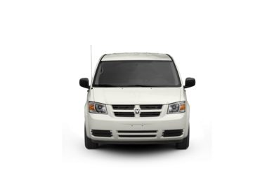Surround Front Profile  2009 Dodge Grand Caravan
