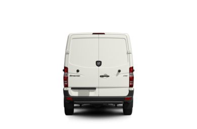 Surround Rear Profile 2009 Dodge Sprinter Van 2500