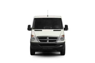 Surround Front Profile  2009 Dodge Sprinter Van 2500