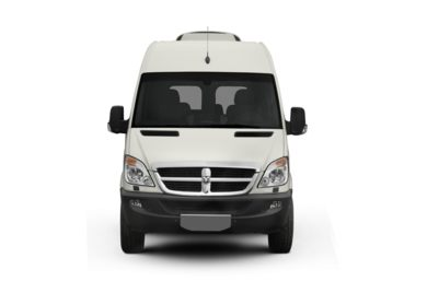Grille  2009 Dodge Sprinter Wagon 2500