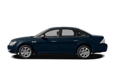 90 Degree Profile 2009 Ford Taurus