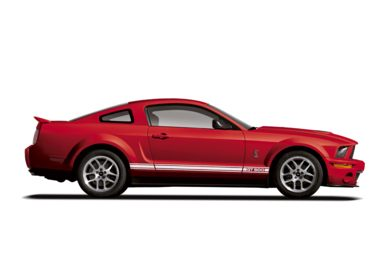 Profile Reverse 2009 Ford Shelby GT500