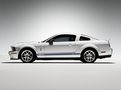 OEM Exterior  2009 Ford Shelby GT500