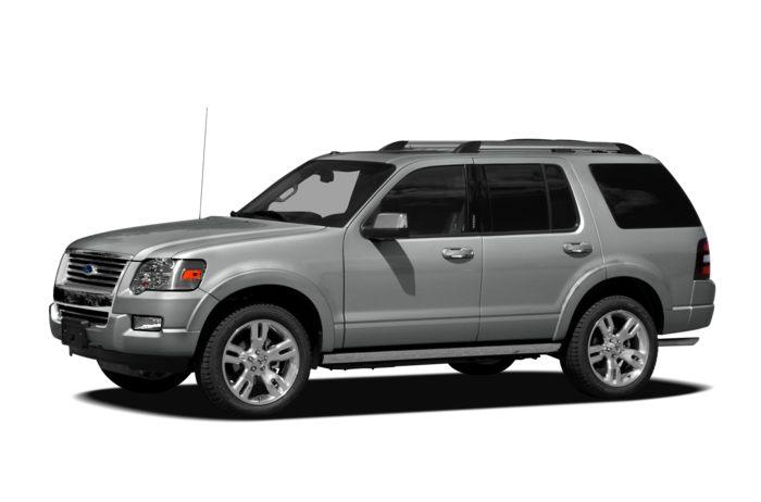 2009 ford explorer specs safety rating mpg carsdirect. Black Bedroom Furniture Sets. Home Design Ideas