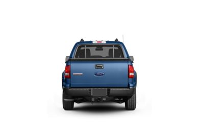 Surround Rear Profile 2009 Ford Explorer Sport Trac
