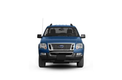 Surround Front Profile  2009 Ford Explorer Sport Trac