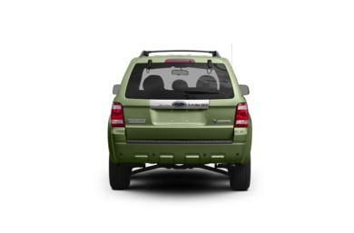 Surround Rear Profile 2009 Ford Escape Hybrid