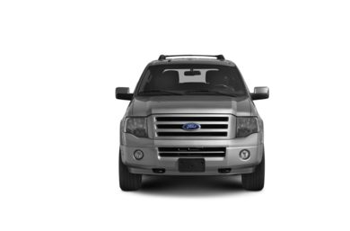 Surround Front Profile  2009 Ford Expedition
