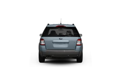 Surround Rear Profile 2009 Ford Taurus X