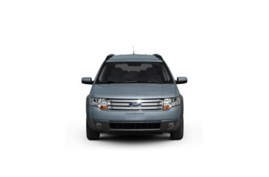 Surround Front Profile  2009 Ford Taurus X