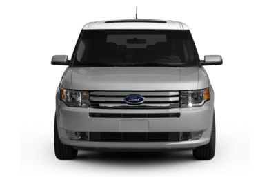 Grille  2009 Ford Flex