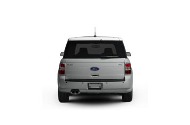 Surround Rear Profile 2009 Ford Flex
