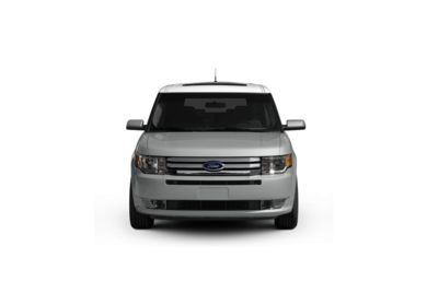 Surround Front Profile  2009 Ford Flex