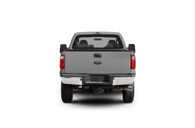 Surround Rear Profile 2009 Ford F-350