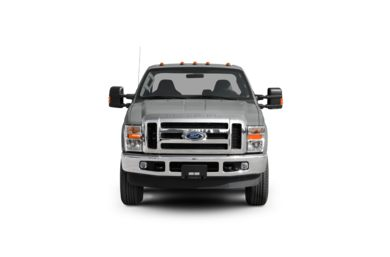 Surround Front Profile  2009 Ford F-350