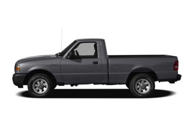 90 Degree Profile 2009 Ford Ranger