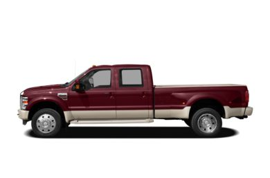 90 Degree Profile 2009 Ford F-450
