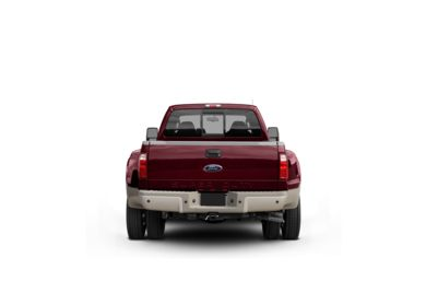 Surround Rear Profile 2009 Ford F-450