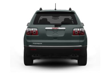 Rear Profile  2009 GMC Acadia