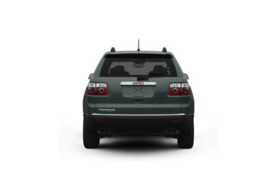 Surround Rear Profile 2009 GMC Acadia