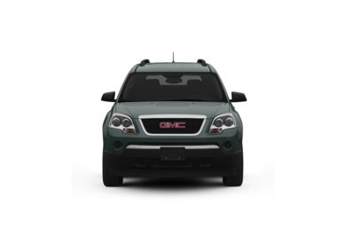 Surround Front Profile  2009 GMC Acadia