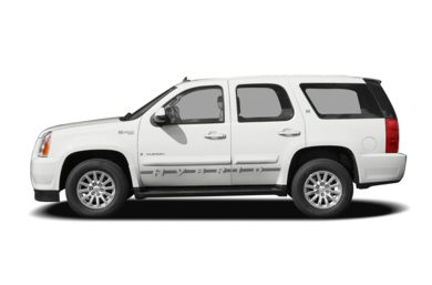90 Degree Profile 2009 GMC Yukon Hybrid