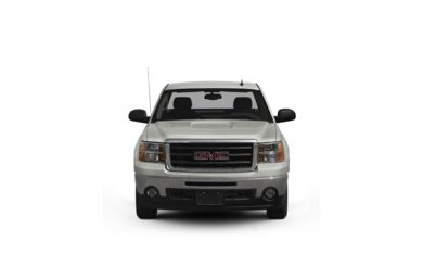 Surround Front Profile  2009 GMC Sierra 1500