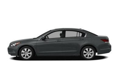 90 Degree Profile 2009 Honda Accord