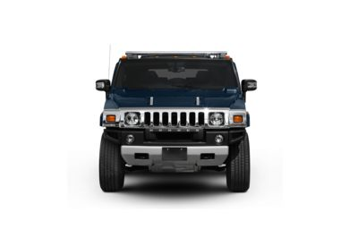 Surround Front Profile  2009 HUMMER H2 SUV