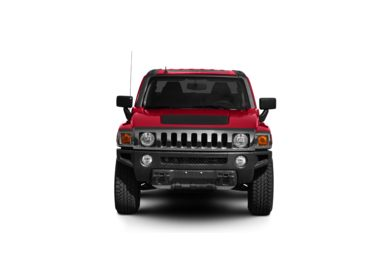 Surround Front Profile  2009 HUMMER H3T