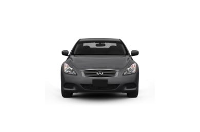 Surround Front Profile  2009 INFINITI G37 Coupe