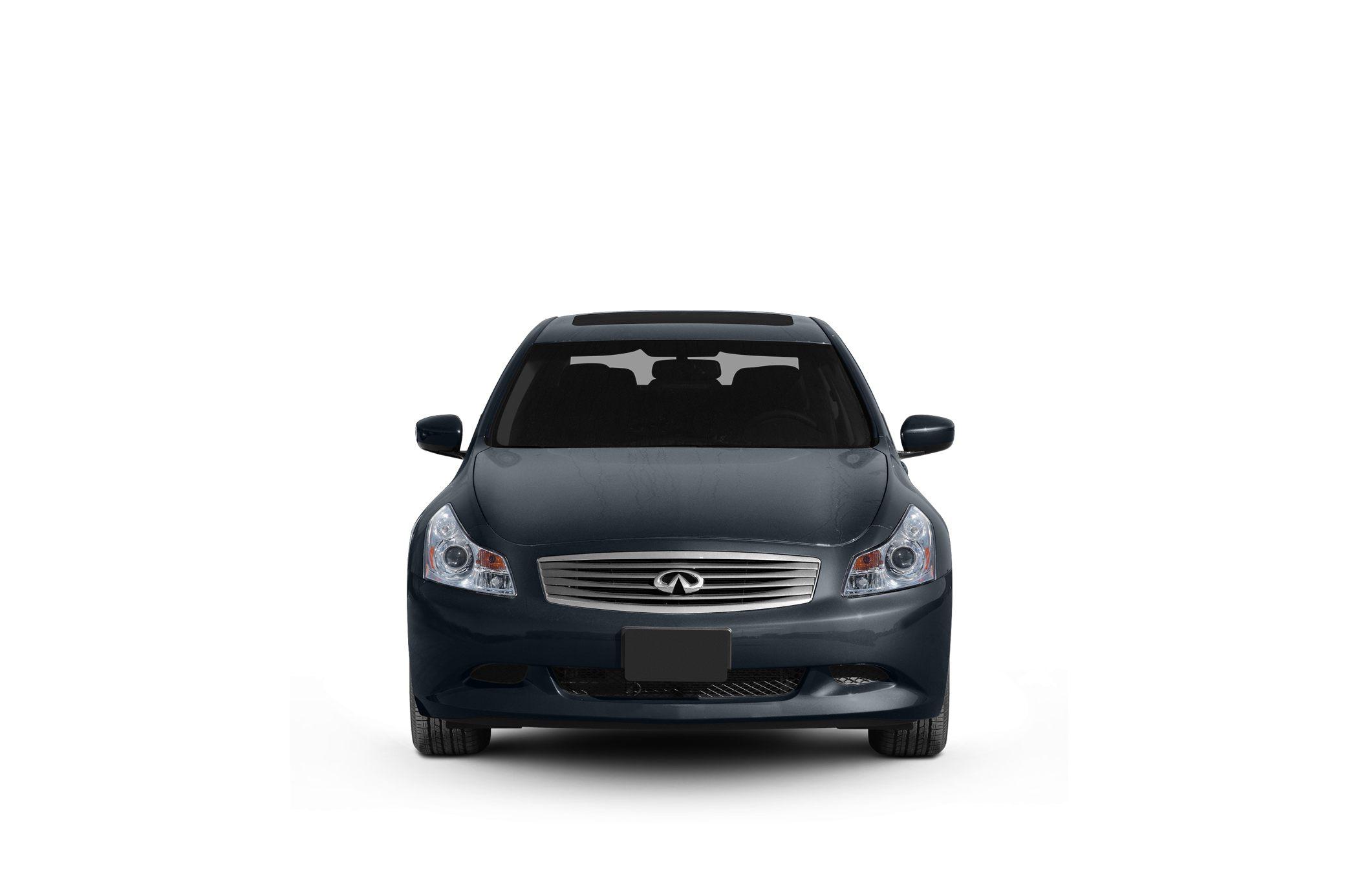2009 Infiniti G37x Sedan Specs Safety Rating Amp Mpg
